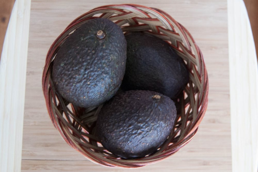 Perfectly Ripe Avocados