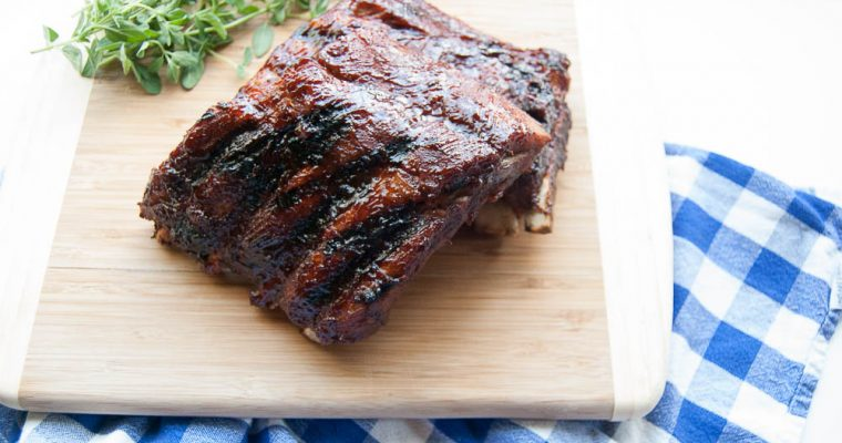 1-HOUR SPICE-RUBBED RIBS